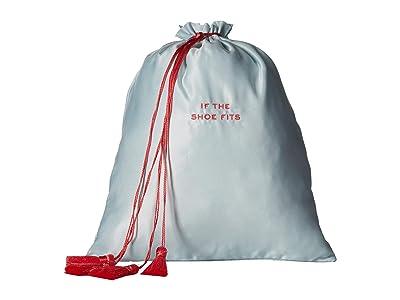 Kate Spade New York If The Shoe Fits Travel Bag Set (Light Blue) Bags