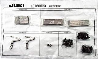 مجموعة قطع غيار Juki عالية الاستهلاك #401-60620 لآلة القفل الأوفرلوك MO-6800
