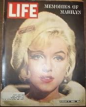 Best marilyn monroe life magazine 1962 Reviews