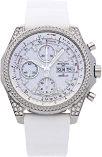 Bentley Mechanical (Automatic) White Dial Mens Watch A1336267/A729 (Certified Pre-Owned)