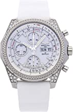 Breitling Bentley Mechanical (Automatic) White Dial Mens Watch A1336267/A729 (Certified Pre-Owned)