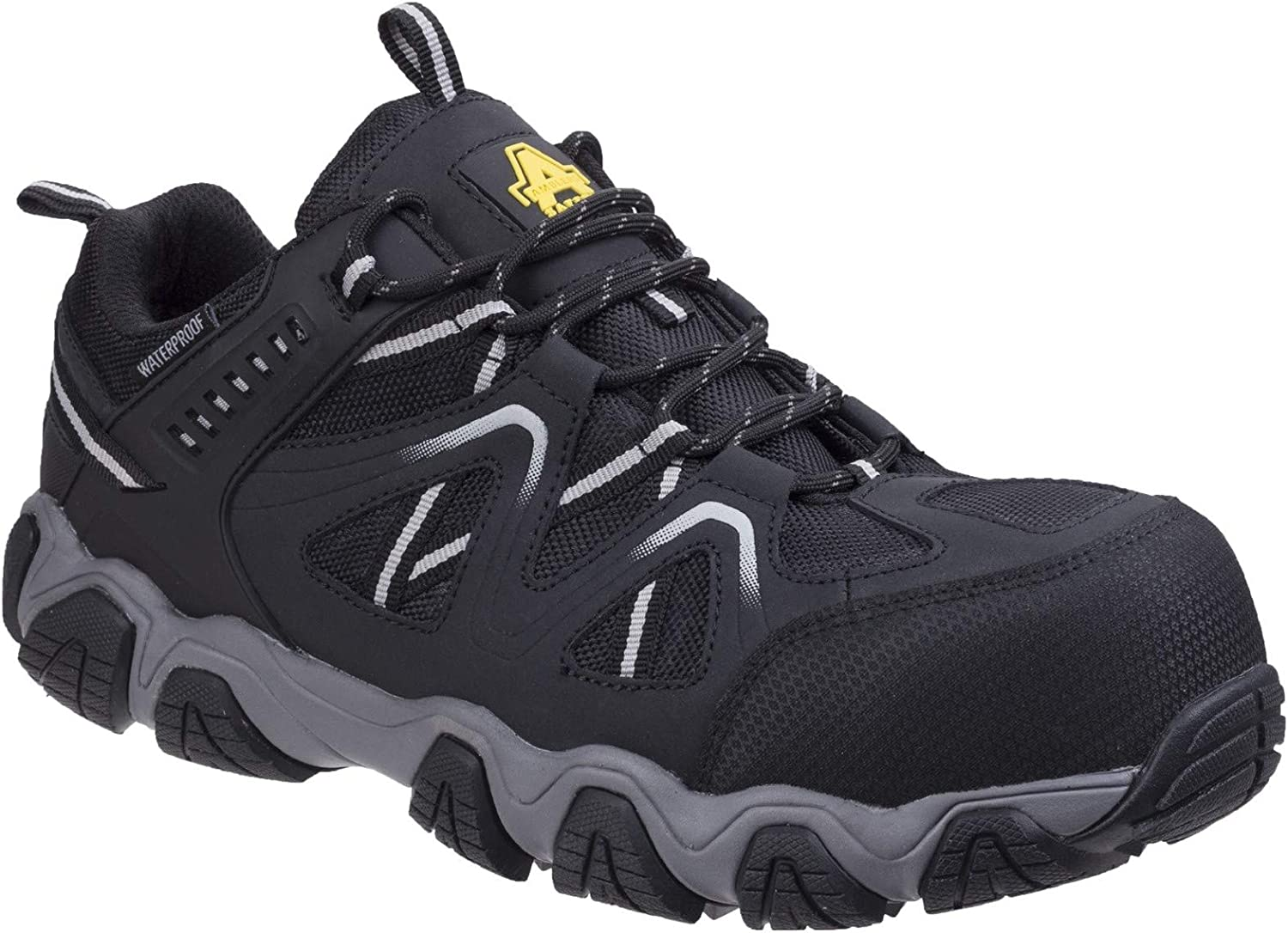 Amblers Mens AS712 Oakham Light Waterproof Safety shoes
