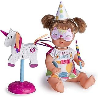 Nenuco de Famosa Piñata, muñeca bebé fiesta de cumpleañ