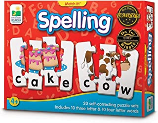 The Learning Journey Match It: Spelling