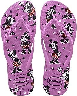 Sandália Slim Disney, Havaianas, Feminino