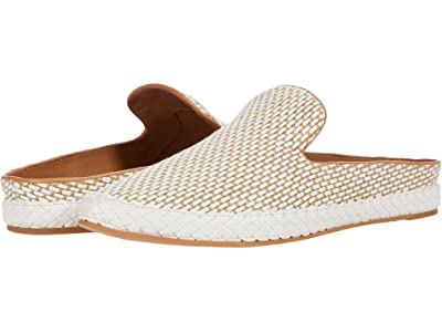 Dolce Vita Odis (Natural/White Raffia) Women