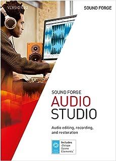 SOUND FORGE استودیو صوتی - نسخه 12 - ویرایشگر صوتی از جمله تسلط بر افزونه. [دانلود]