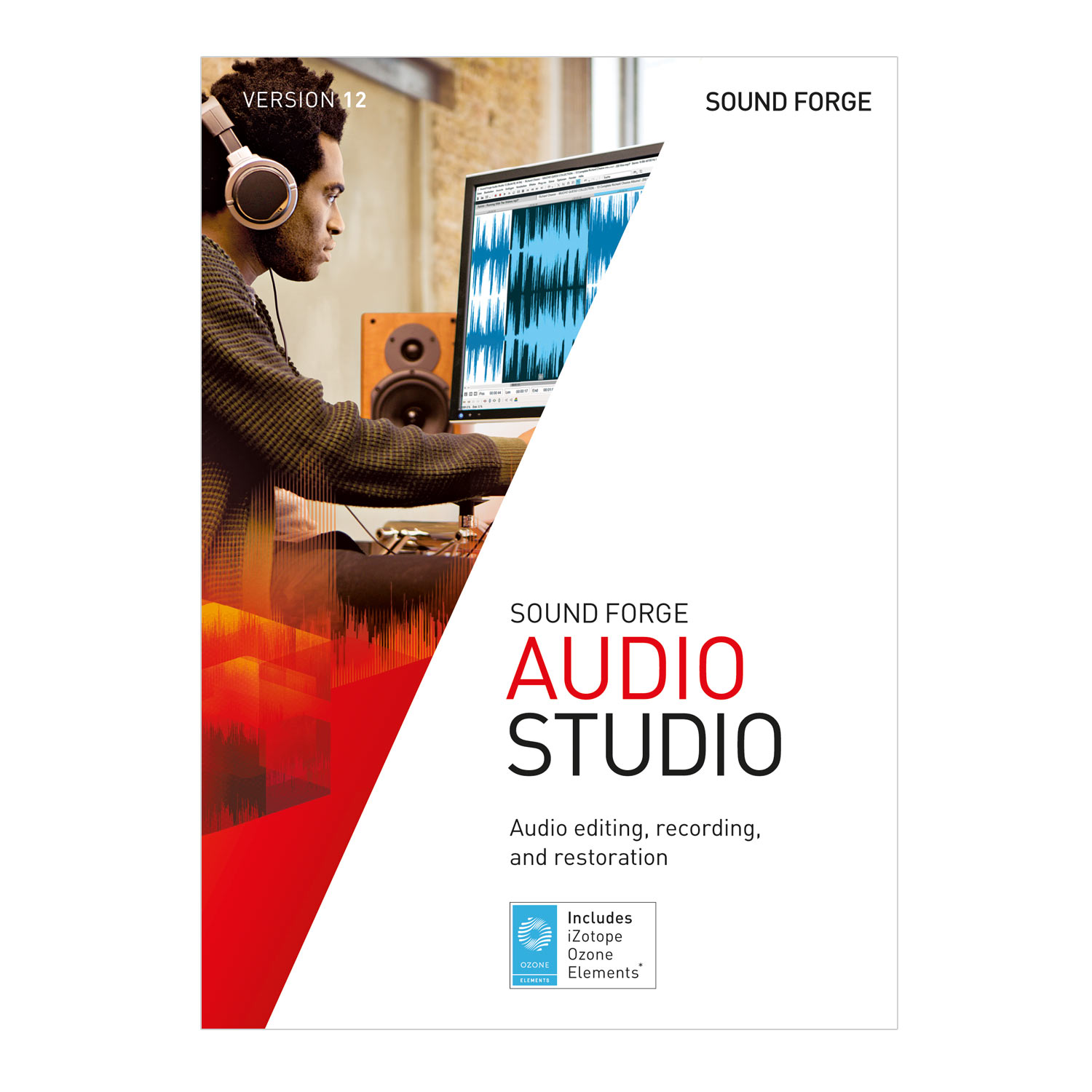 Sound Forge Audio Studio 12 [Download]