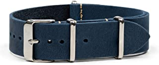 Best blue mako leather strap Reviews
