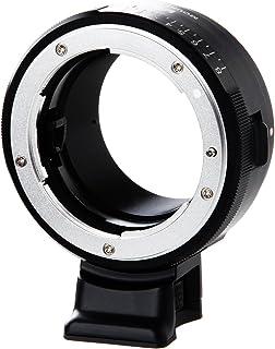 Viltrox NF-NEX - Adaptador de montura de objetivo para objetivos Nikon G y D a cámaras Sony E con ajuste manual de apertura