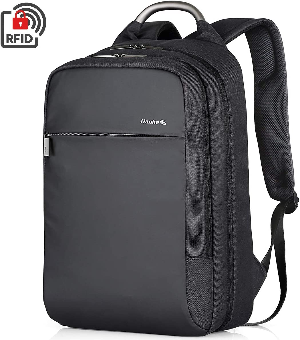 Hanke Carry on Backpack 18 Travel Casual Inch Seasonal Wrap Introduction Durable Max 43% OFF A
