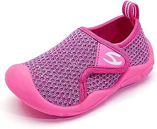 SROTER Zapatillas de Estar por Casa para Niños Suave Antideslizantes Niña Niño Zapatos de Interior de Punto Infantil Unise...