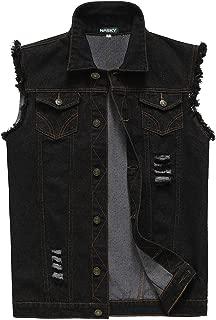 Best jean jacket vest for men Reviews