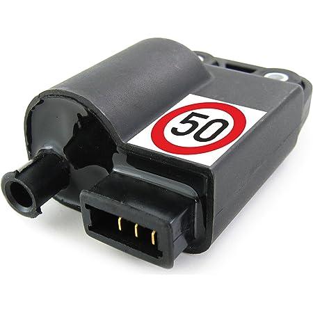 Standard Ersatz Cdi Piaggio Zip 50 2 Takt Alle Z B Zip 1 2 Sp Base Rst Fast Rider Cdi Besitzt Integrierte Zündspule Auto