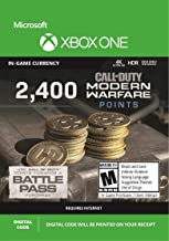 2,400 Call of Duty: Modern Warfare Points - Xbox One [Digital Code]