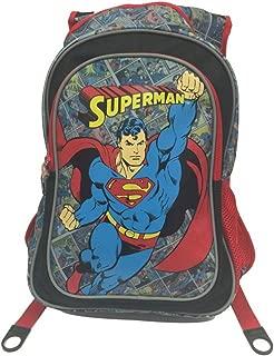 Genuine DC Comics Superman Junior Backpack Rucksack Sports Bag Urban Turtle