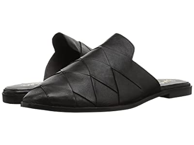 Seychelles Survival Mule (Black Leather) Women