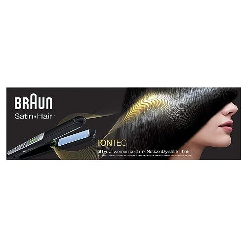 Braun Satin Hair 7 Haarglätter ST710, mit IonTec