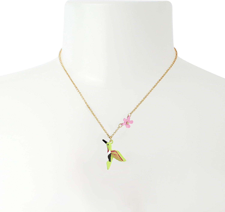 Betsey Johnson Hummingbird Jewelry Set