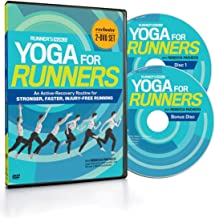 yoga for runners dvd rebecca pacheco