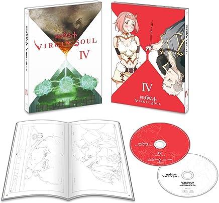 神撃のバハムート VIRGIN SOUL IV(初回限定版) [Blu-ray]