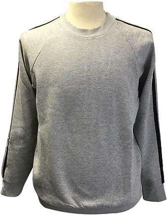 69e413cc642 Mens Adaptive Back Snap Fleece Sweatshirt