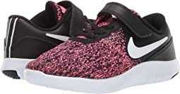 1ad955fe76fea Black White Racer Pink. 571. Nike Kids. Flex Contact ...