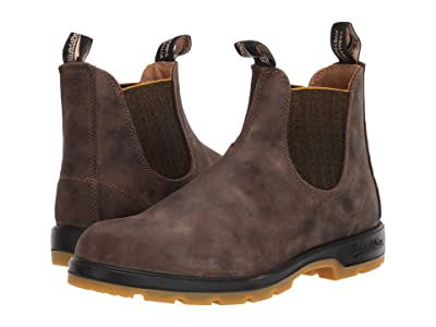 Blundstone BL1944 (Rustic Brown/Mustard) Boots