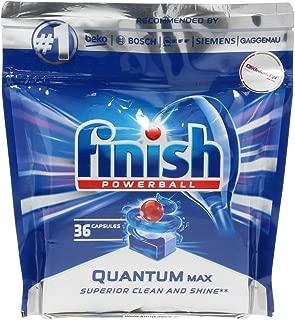 Finish Powerball Quantum Max 36 Tablets 558g