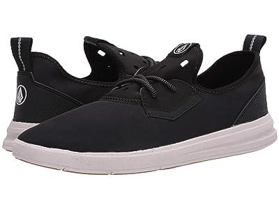 Volcom Draft Eco Shoes (Black/White) Men