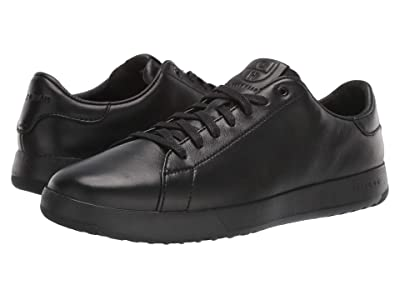 Cole Haan GrandPro Tennis Sneaker (Black/Black) Men