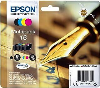 Epson Oryginalne pióro do atramentu (WF-2630WF WF-2650DWF WF-2660DWF WF-2750DWF WF-2760DWF, kompatybilne z replenimem Amaz...