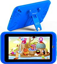 PROGRACE Kids Tablets Android 9 QuadCore 2GB RAM 16GB ROM Learning Tablet for Kids Boys Toy Gift with Parental Control Toddler Children's Tablet IPS 7""