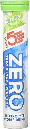High 5 Zero Hydration Tablets (1 Tube x 20 Citrus Tablets)