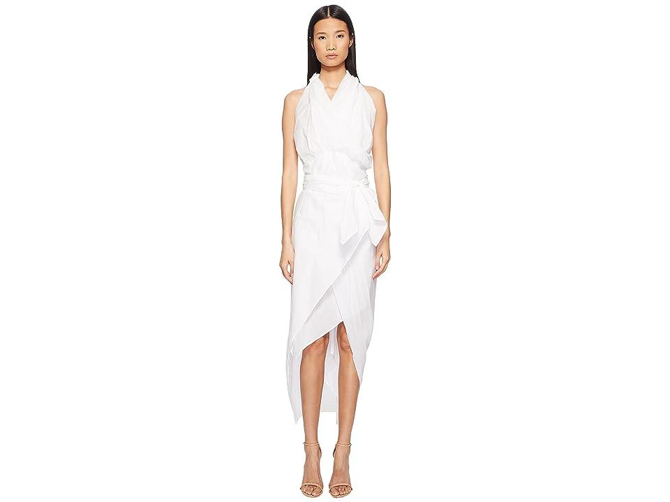 Vivienne Westwood Temperance Dress (Optical White) Women