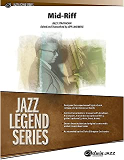 Alfred Mid-Riff Jazz Band Grade 5 Set