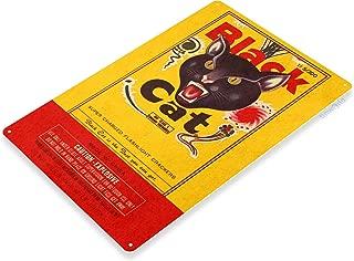 black cat crackers
