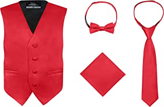 Best boys dress vest set Reviews