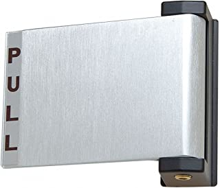 Exit Device, Series 459, Aluminum, Deadlatch Push/Pull Paddle