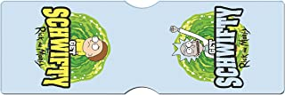 GB eye Rick and Morty Schwifty Card Holder, Multi-Colour, 16 x 0.3 x 11 cm