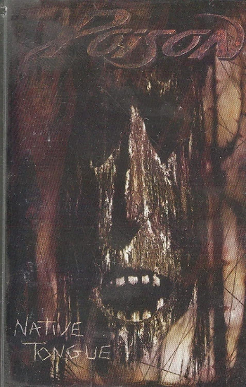 Poison: Native Tongue -24531 Tape Cassette excellence Fashionable