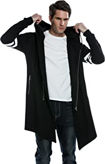 Best mens gothic hoodies Reviews