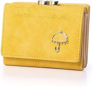 nouveau style c7e11 dc6e6 Amazon.fr : portefeuille femme - Jaune
