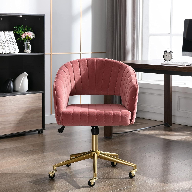 Long Beach Mall ACHICOO Home Low price Office Task Leisure Retro Chair Wheels