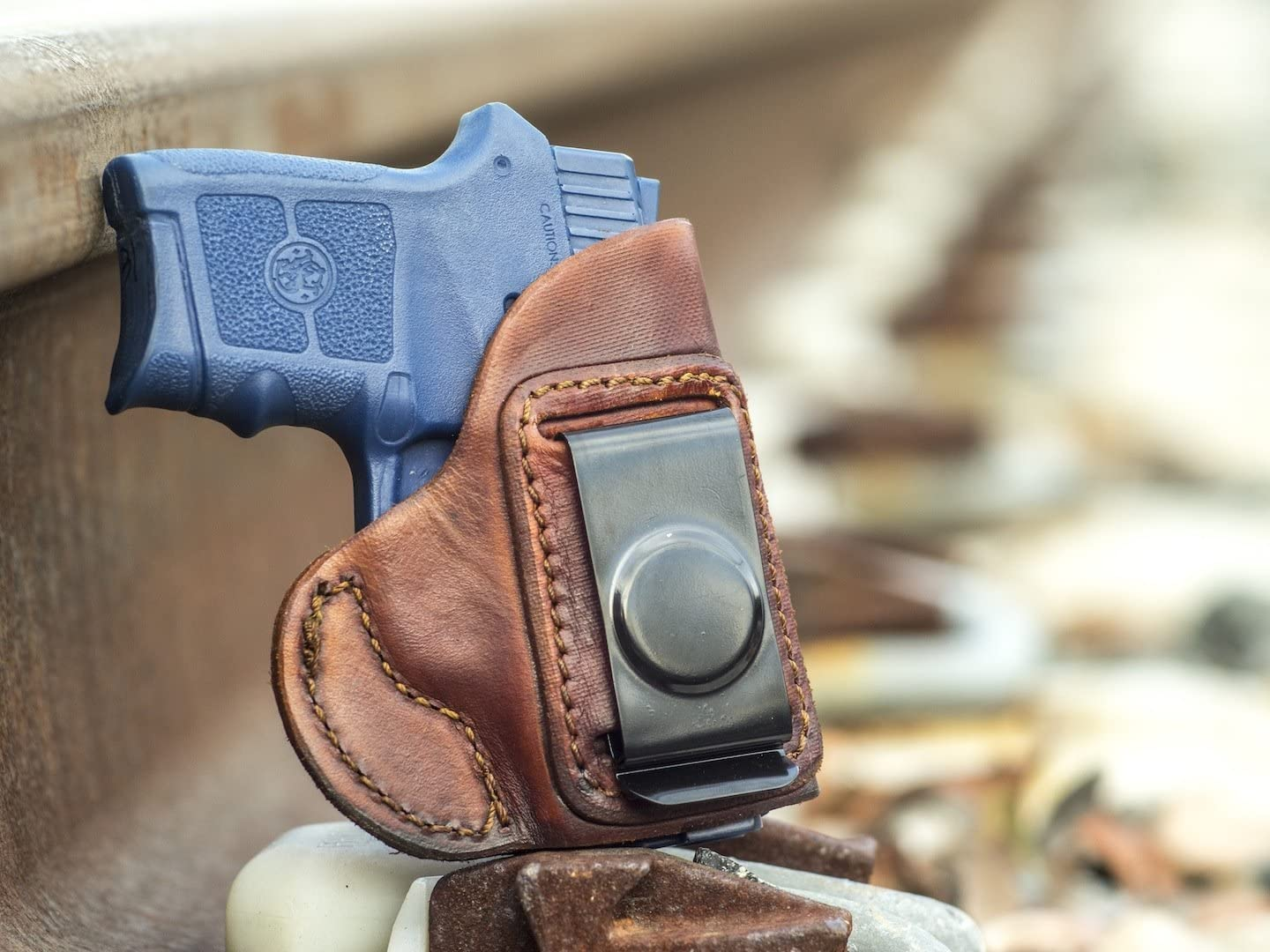 Latest item OutBags USA LS4BG Full Grain Heavy OFFicial site Gun Carry Conceal IWB Leather