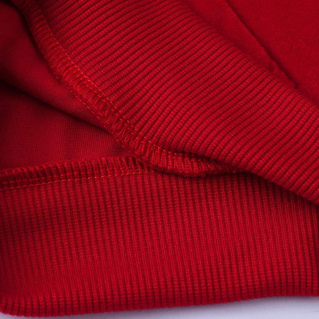 Conjunto de ropa para ni/ñas de 0 a 8 a/ños con texto en ingl/és Happy Gifts para ni/ños y ni/ñas de forro polar con capucha
