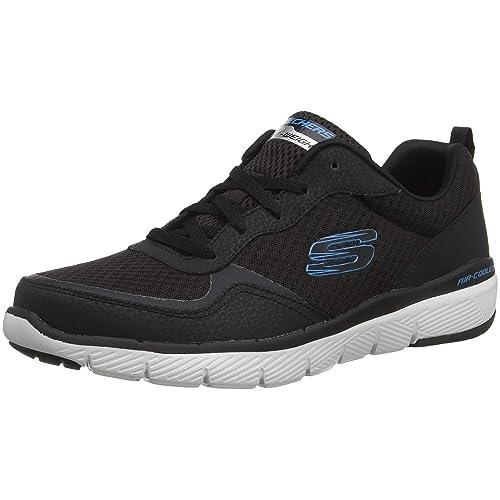 separation shoes 09ed8 89b01 Skechers Men s Flex Advantage 3.0 Trainers