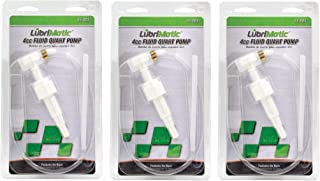 Plews 55001 Lubrimatic Fluid Quart Pump, Fits Standard Quart Bottles, 3 Pack (3)