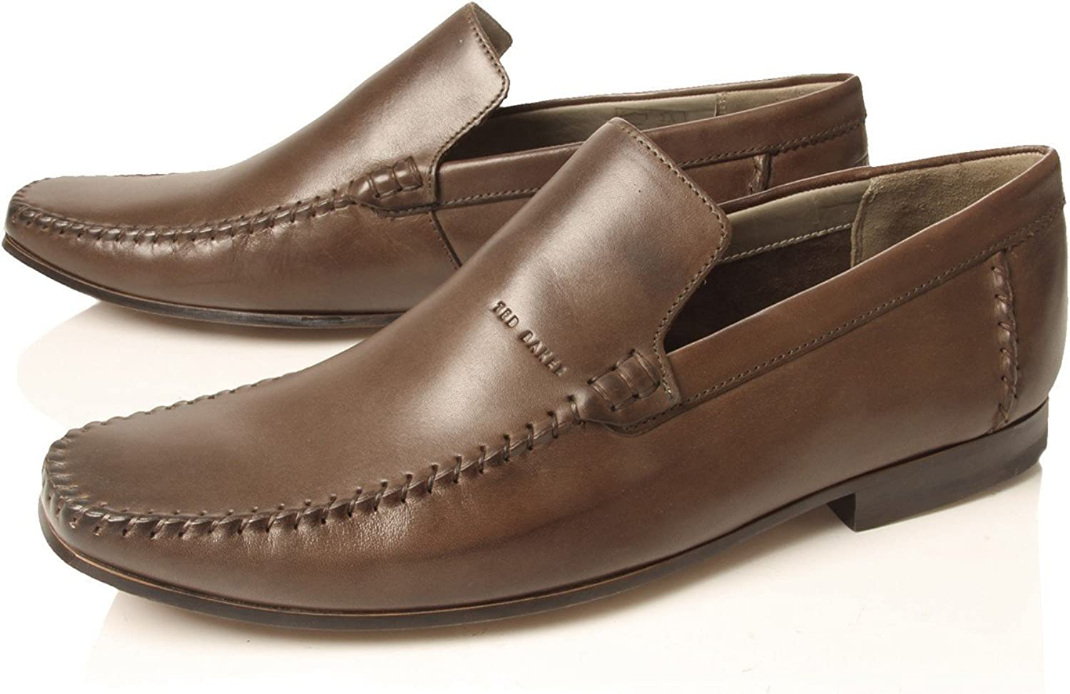 TED BAKER Real Leather Slip On Formal shoes's