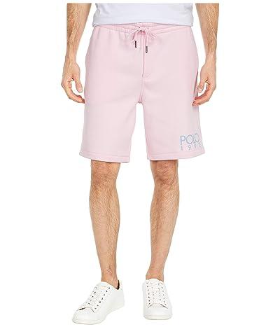 Polo Ralph Lauren Lightweight Fleece Shorts (Bath Pink) Men
